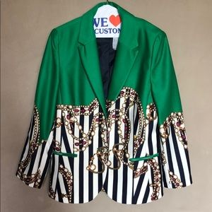 Ice cube blazer new without tag
